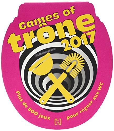 Games of trône 2017: 800 jeux pour régner aux WC