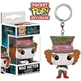 Pocket POP! Keychain Mad Hatter Hot Topic Exclusive Disney Alice In Wonderland by POCKET POP