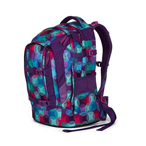 satch Pack ergonomischer Schulrucksack für Mädchen und Jungen - Hurly Pearly