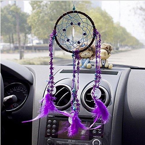 Bazaar Dream Catcher Maskottchen Windbell Feder Autos Ornament Windbell