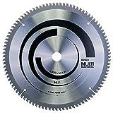 Bosch Professional Zubehör 2608640770 Kreissägeblatt Multi Material 350 x 30 x 3,2 mm, 96