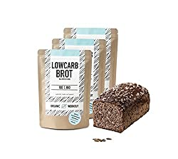 Low-Carb-Brot-Backmischung