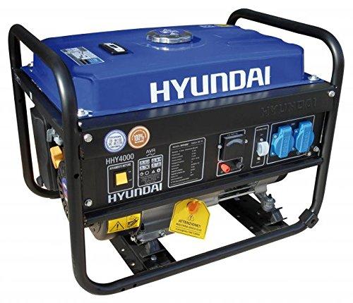 generatori di corrente hyundai art.HY4000 usato  Spedito ovunque in Italia