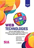 Web Technologies, B.Com (Computers & Computer Applications) O.U III-Year V-Sem 2018 Edition