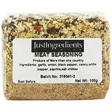 JustIngredients Essential Assaisonnement pour viandes (Meat Seasoning) 100g