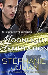 Moonlight Temptation (Lucani Lovers Book 4)