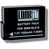 LOOKit® - Batterie - BLC12 E - 1050mAh pour Panasonic Lumix FZ2000 G81 FZ300 G70 GX8