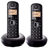 Panasonic KX-TGB 212 EB ECO Home Cordless Phone - Twin