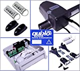 QUIKO Swing Gate kit - Gate Automation -Dual Kit- Made in Italy- 4