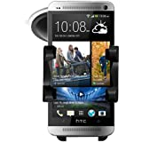 New 2013 HTC One In Car Phone Holder Windscreen Suction Mount Rotating Cradle - Accessories By Sunwire�