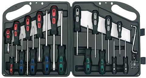 Draper Expert 40003 20-Piece General-Purpose Screwdriver Set