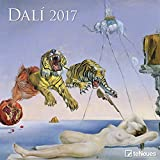 Dalí 2017 - Kunstkalender, Broschürenkalender, Wandkalender, Surrealismus - 30 x 30 cm - teNeues Calendars & Stationery