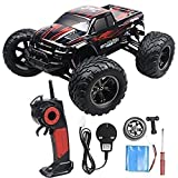 VANGOLD - S911 High Speed Race Car 1/12 45km/h 2WD 2.4GHz RC Remote Control Car /Truck /Buggy RC Truggy Shaft Drive Truck RC Car Off-road Vehicle Toy Radio Controlled Rock Crawler by VANGOLD