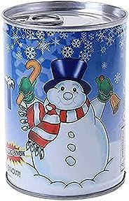Artificial snow powder Christmas ornaments Artificial magic artificial snow cans Christmas ornaments DIY gifts