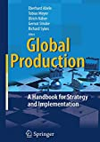 Global Production: A Handbook for Strategy and Implementation -