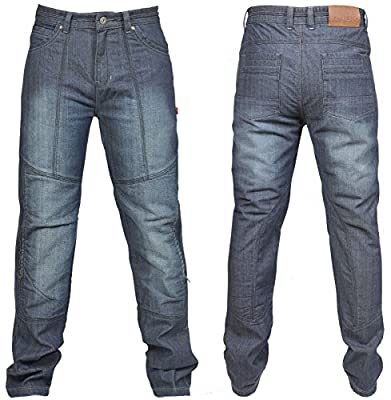 RHOK Gen3 Liner Motorcycle Jeans with Armours - BLUE
