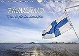 FINNLAND – Traumhafte Landschaften (Wandkalender 2018 DIN A4 quer): Seen, Wälder, Wolkenformationen und historische Orte (Monatskalender, 14 Seiten ) ... [Kalender] [Apr 01, 2017] Viola, Melanie