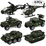 Tacobear Army Vehicle Toy Set Original Color Diecast Metal Metal...