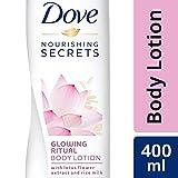 Dove Glowing Ritual Body Lotion, 400ml