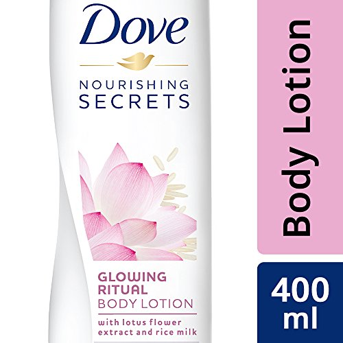 Dove Glowing Ritual Body Lotion, 400ml