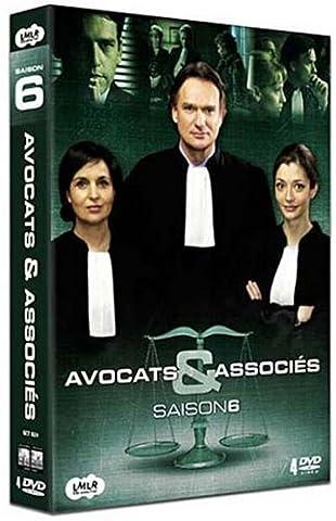 Avocats & Associés - Saison 6 : 4 DVD