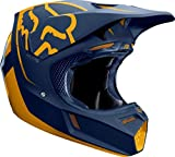 V3 Kila Helmet, ECE FOX Navy/Yellow