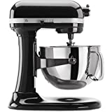 Kitchen Aid Professional 600 Series, 575 Watts, With Pouring Shield - ONYX BLACK KP26M1XOB-1