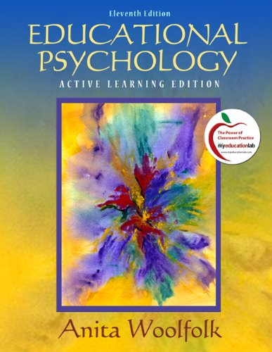 Educational Psychology: Modular Active Learning Edition