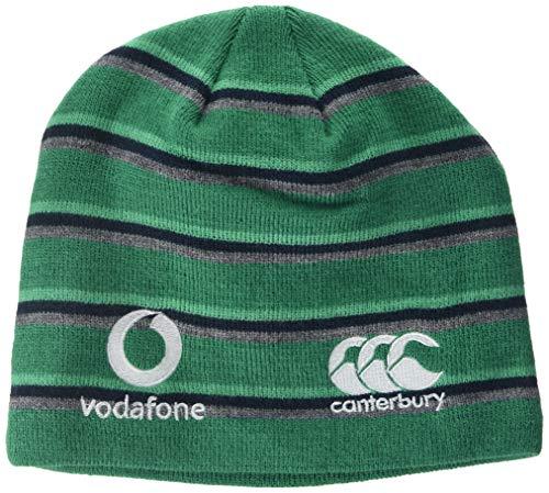 Canterbury CCC Ireland Acrylic Fleece Beanie [Green] -