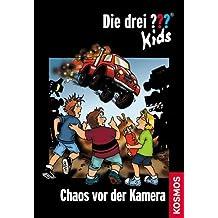 Die drei ??? Kids 04. Chaos vor der Kamera von Blanck. Ulf (2009) Gebundene Ausgabe