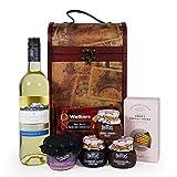 Best Elenco regalo per un anno Ragazze - Il vino bianco di Las Montanas porta i Review