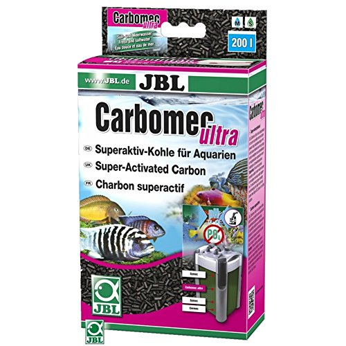 JBL Geeignet für Anwendungen im pH-Bereich 6,5 bis 7,5