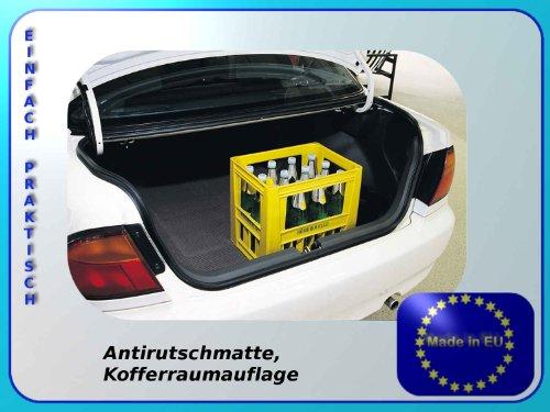 Antirutschmatte, Kofferraumauflage 120 x 90 cm