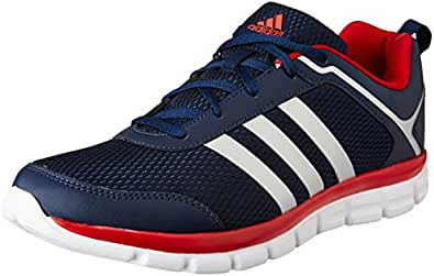 adidas Men's Marlin 5.0 M Conavy, Silvmt and Scarle Running Shoes - 10 UK/India (44.67 EU)