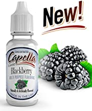 Capella Aroma 13ml DIY Blackberry (Mora)