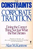 The Constraints of Corporate Tradition