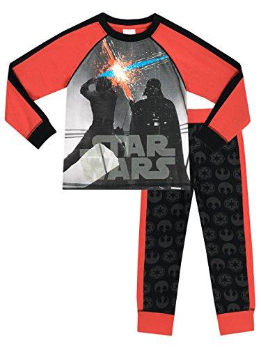 Star Wars Jungen Star Wars Schlafanzug 152cm