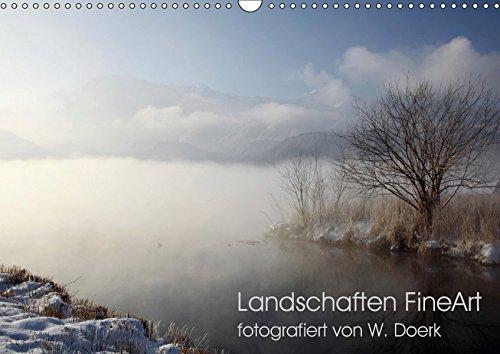 Landschaften FineArt (Wandkalender 2019 DIN A3 quer): Faszinierende Landschaftsstimmungen im Jahresablauf (Monatskalender, 14 Seiten ) (CALVENDO Natur)