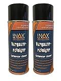 INOX® detergente spray per carburatore, 2 x 400 ml, per valvole a vuoto e valvole a farfalla