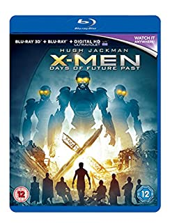 X-Men: Days Of Future Past [Blu-ray] [2017] (B00DHJTG1A) | Amazon price tracker / tracking, Amazon price history charts, Amazon price watches, Amazon price drop alerts