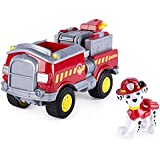 Paw Patrol - Marshall's Forest Fire Truck Vehicle - Figure (20084876-6037954)