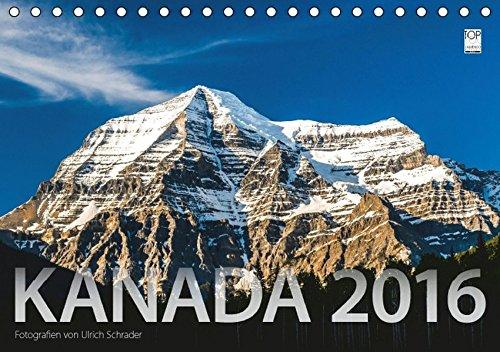 Preisvergleich Produktbild Kanada 2016 (Tischkalender 2016 DIN A5 quer): Kanadas Westen in beeindruckenden Bildern (Tischkalender, 14 Seiten) (CALVENDO Natur)