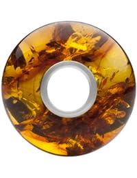 In Collections - 0310400001666 - Collier Mixte - Argent 925/1000 rhodié - ambre