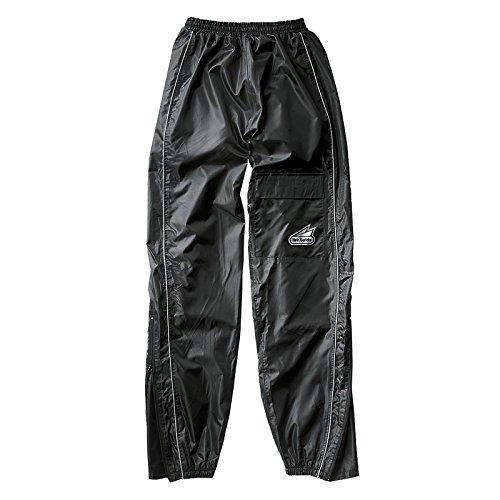 Hein Gericke Blizzard Regenhose schwarz XL - Motorrad Regenbekleidung
