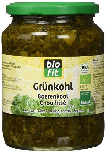 BioFit  Grünkohl Bioland, 4er Pack (4 x 720 ml)