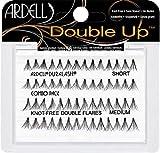 Ardell Double Up Individuals Short/Medium Combo, Black, 10 g