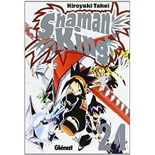 Paquete Edt: Shaman King - Volúmenes 24 - 27