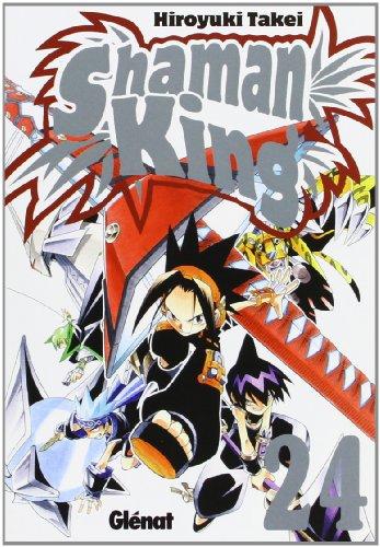 Paquete Edt: Shaman King - Volúmenes 24-27