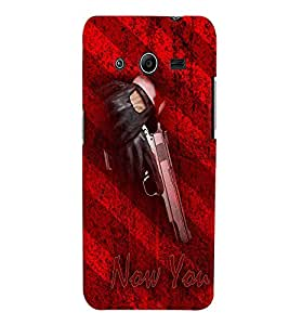 Fuson 3D Printed Designer back case cover for Samsung Galaxy Core 2 G355H - D4357