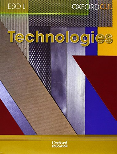Oxford CLIL Technologies 1st ESO. Pack Student's Book + CD